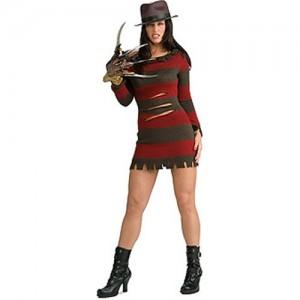 slutty costume, ho!
