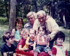 The cousins c 1976