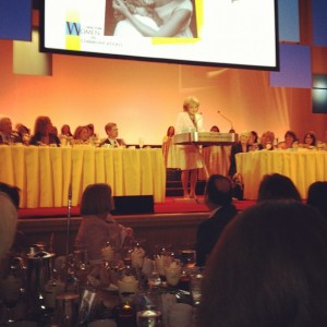 barbara walters at matrix awards