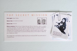 detective party mission cards