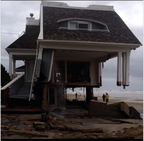 rockaways after sandy | joanne scanello