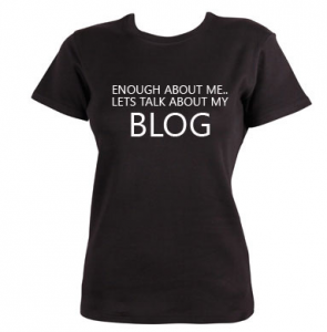 bloggingt-shirt via deadresh