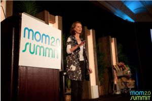 gretchin rubin at mom 2.0 summit